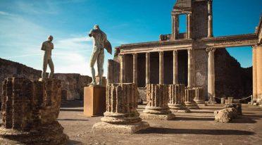 Archäologische Stätte von Pompeji