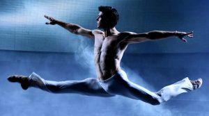locandina di Roberto Bolle, Bocelli e Bollani all'Arena Flegrea di Napoli per il finale di On Dance