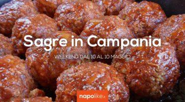 Sagre in Campania nel weekend dal 10 al 12 maggio 2019