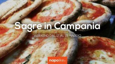 Sagre in Campania nel weekend dal 17 al 19 maggio 2019
