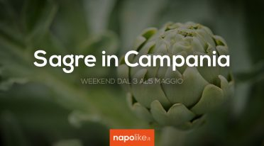 Sagre in Campania nel weekend dal 3 al 5 maggio 2019