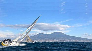 Segelboote in Neapel