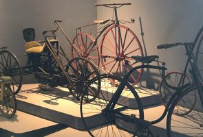 Mostra Bike it a Napoli