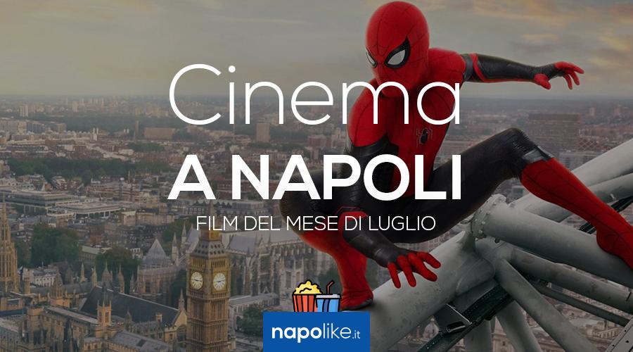 Film al cinema a Napoli a luglio 2019: orari, prezzi e trame ...