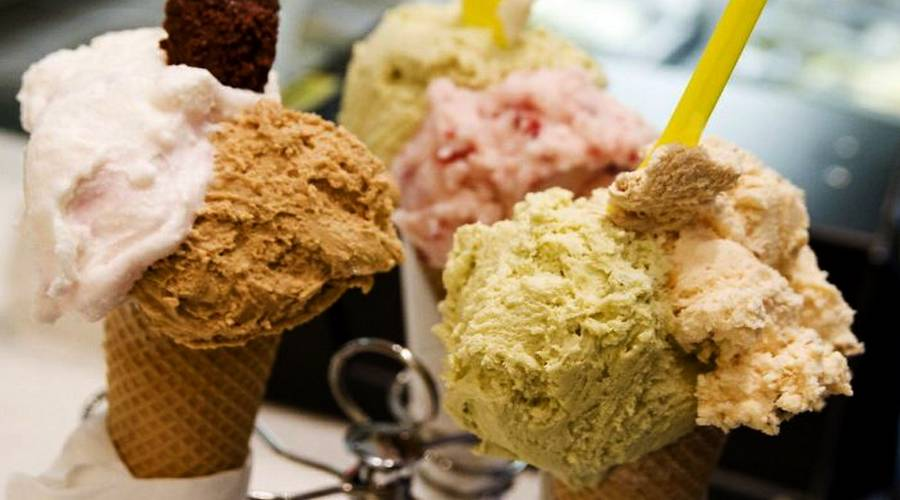 festa del gelato allo zoo di napoli
