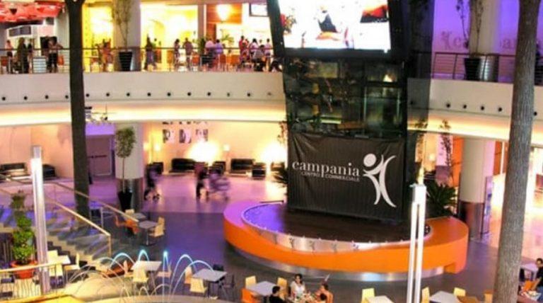 Luglio in Jazz Centro Commerciale Campania