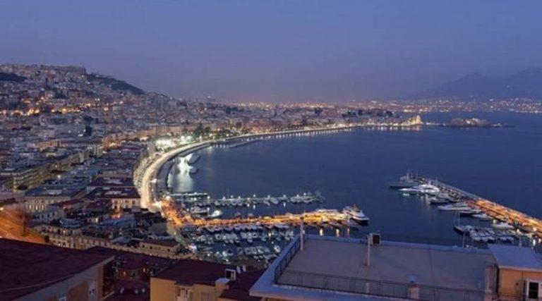 Front de mer de Naples