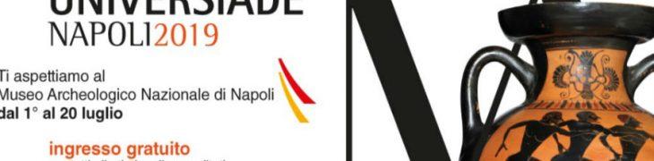 Exposición Paideia en el Mann en Nápoles