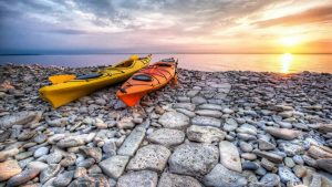 kayak en posillipo