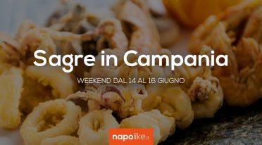Sagre in Campania nel weekend dal 14 al 16 giugno 2019