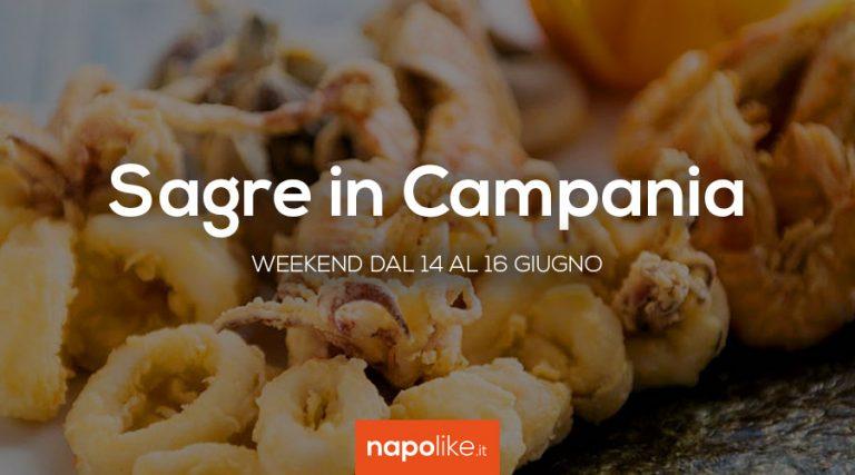 Festivals en Campanie le week-end de 14 à 16 June 2019