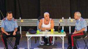 locandina di Autovelox di Biagio Izzo all'Arena Flegrea di Napoli: uno spettacolo comico da non perdere