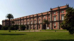 poster of The Capodimonte Museum in Naples reopens: paired with a ticket