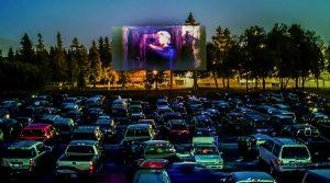 locandina di Drive In a Pozzuoli per l'estate 2019: il cinema all'aperto dall'auto