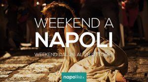 Eventi a Napoli nel weekend dal 26 al 28 luglio 2019