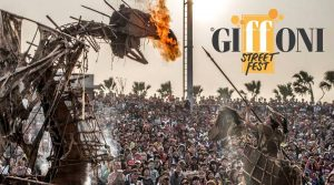 ギフォニストリートフェスト2019ポスター:劇場と音楽の間の200以上のイベント