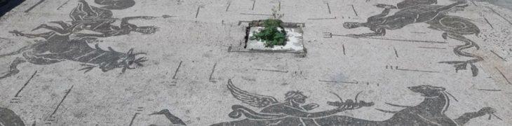 罗马浴场那不勒斯