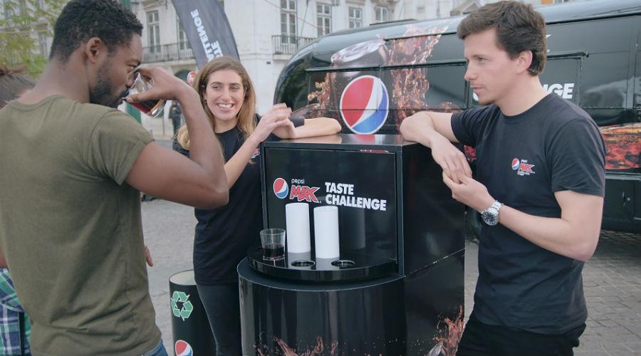 Sfida Pepsi Max