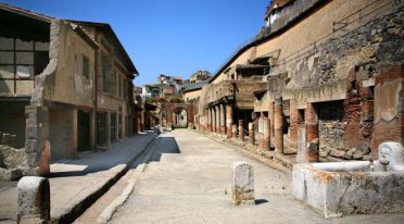 Excavations of Herculaneum