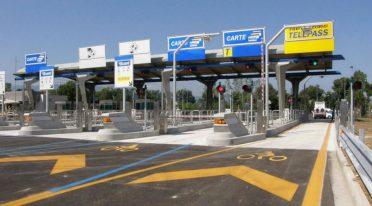 Ворота платных автомагистралей