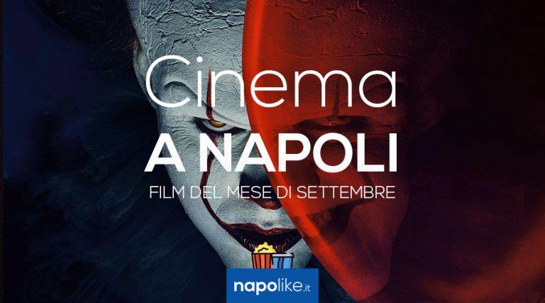 Фильмы в кинотеатрах Неаполя в сентябре 2019