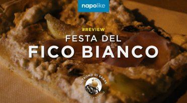 مراجعة Festa del Fico Bianco ، غلاف