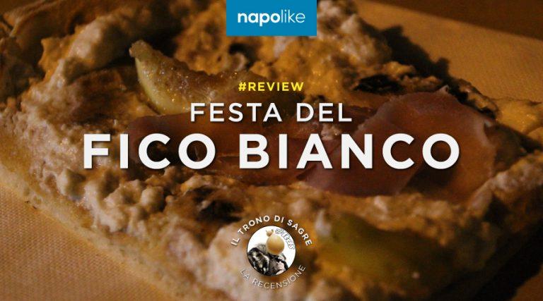 Review Festa del Fico Bianco, cover