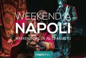 8月の16から18への週末のナポリのイベント2019