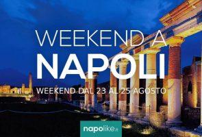 Événements à Naples pendant le week-end de 23 à 25 en août 2019