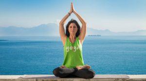 locandina di Festival dello Yoga 2019 a Napoli, tra lezioni e conferenze