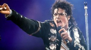 locandina di Michael Jackson Day 2019 all'Edenlandia di Napoli per celebrare il Re del pop