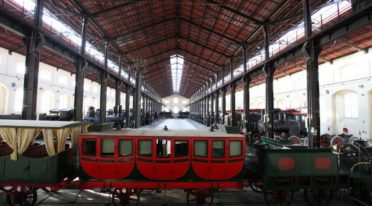 Национальный железнодорожный музей Пьетрарса