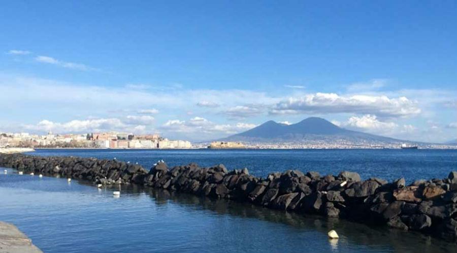 Panorama von Neapel