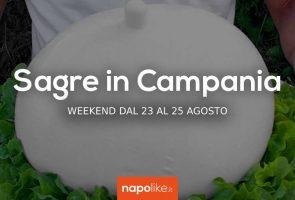 Festivals en Campanie le week-end de 23 à 25 en août 2019