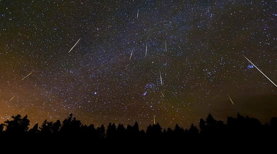 падающие звезды