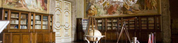 Апартаменты 18 века в Королевском дворце Казерты