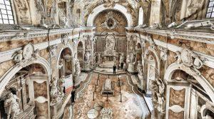 كنيسة سانسيفيرو في نابولي