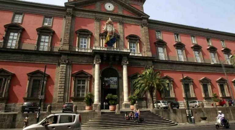 Neapel Nationales Archäologisches Museum