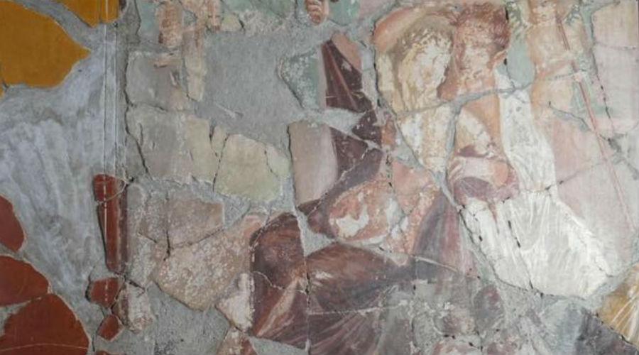 Casa del Bicentenario in Herculaneum