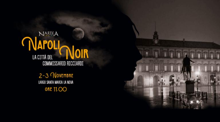 Naples Noir. The city of Commissioner Ricciardi