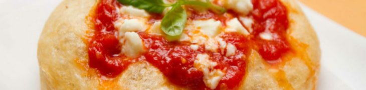 Fried Pizza Napoletana