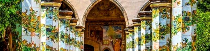 монастырь Санта-Кьяра