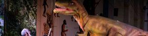 Dinosauri Vivi al Teatro Troisi di Napoli: comicità esilarante nella preistoria