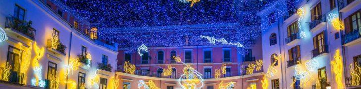 أضواء الفنان في ساليرنو