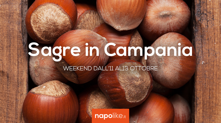 Sagre in Campania nel weekend dall'11 al 13 ottobre 2019