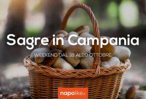 Festivals in Kampanien am Wochenende von 18 zu 20 Oktober 2019