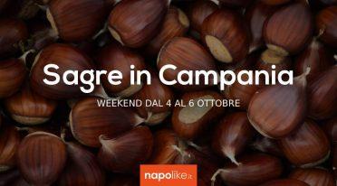 Festivals in Kampanien am Wochenende von 4 zu 6 Oktober 2019