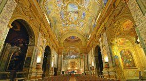 Monumentaler Komplex Donnaregina, Neapel