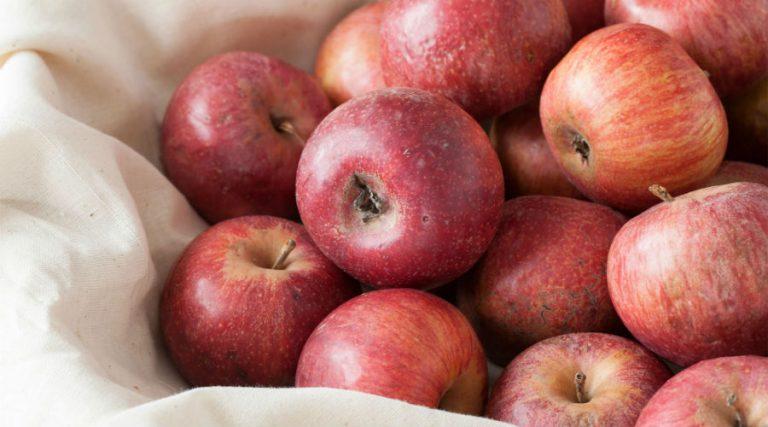Аннурка яблоки