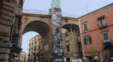 Ascenseur de santé à Naples